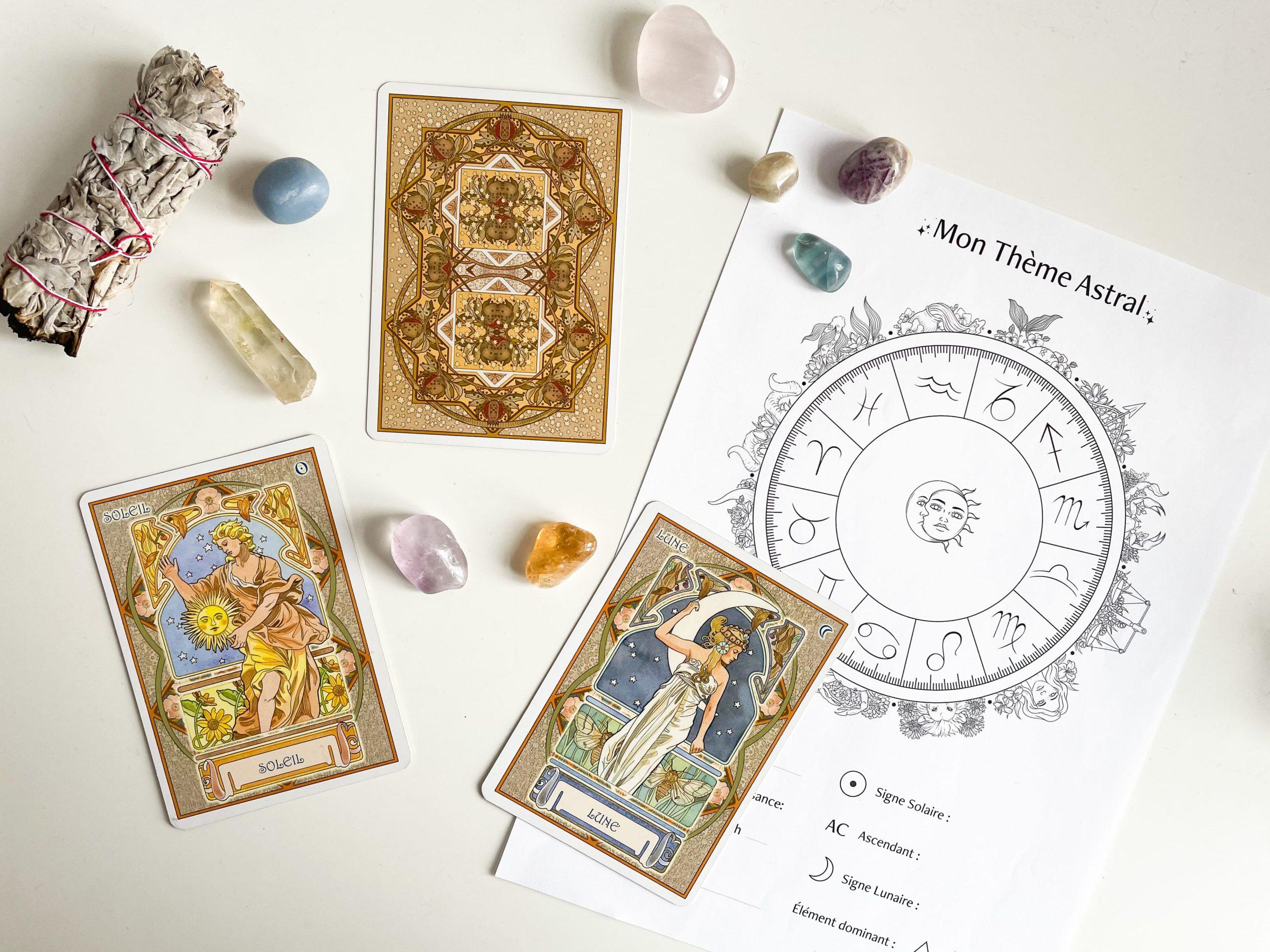 Ascendant, Soleil et Lune : les 3 clés de l'astrologie | Astrolya